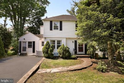 Montgomery County Single Family Home For Sale: 4110 Knowles Avenue