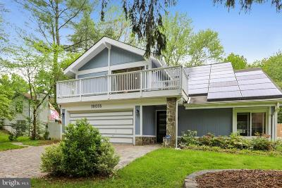 Gaithersburg Single Family Home For Sale: 19016 Harkness Lane