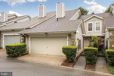 Montgomery Village Townhouse For Sale: 28 Tindal Springs Court