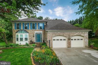 North Potomac Single Family Home For Sale: 12504 Seurat Lane