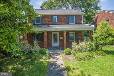 Silver Spring Single Family Home For Sale: 9412 Colesville Road