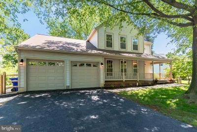 Gaithersburg Single Family Home Under Contract: 18433 Cape Jasmine Way