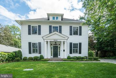 Montgomery County Single Family Home For Sale: 5910 Namakagan Road