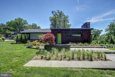 Bethesda Single Family Home Active Under Contract: 6203 Bannockburn Drive