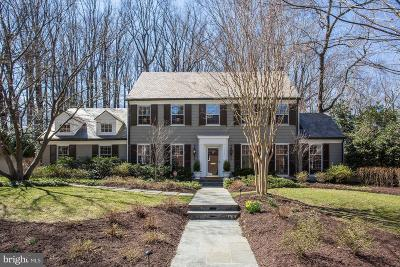 Bethesda Single Family Home Under Contract: 5322 Falmouth Road