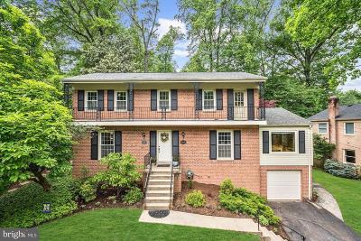Potomac Single Family Home For Sale: 2283 Dunster Lane