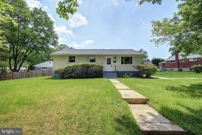 Rockville Single Family Home For Sale: 11523 Patapsco Drive