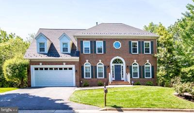 Gaithersburg Single Family Home For Sale: 116 Mission Drive