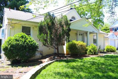 Silver Spring Single Family Home For Sale: 1944 Seminary Road