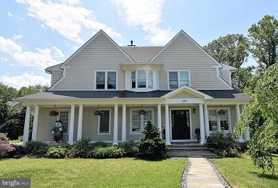 Bethesda Single Family Home For Sale: 7604 Arnet Lane