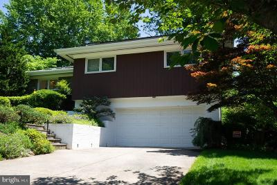 Bethesda Single Family Home For Sale: 6817 Marbury Road
