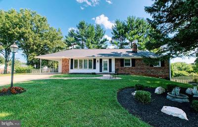 Olney Single Family Home For Sale: 3829 Mt Olney Lane
