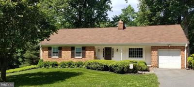 Single Family Home For Sale: 14206 Hi Wood Drive