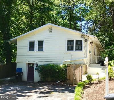 Takoma Park Single Family Home For Sale: 711 Colby Avenue