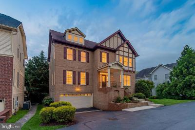 Silver Spring MD Single Family Home For Sale: $1,200,000