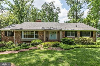 Rockville Single Family Home For Sale: 14808 Carrolton Road