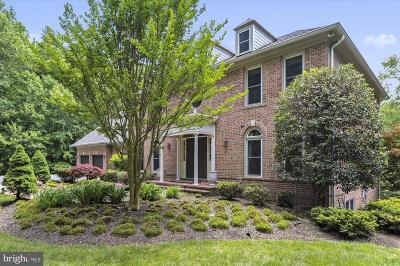Potomac Single Family Home For Sale: 10216 Democracy Boulevard