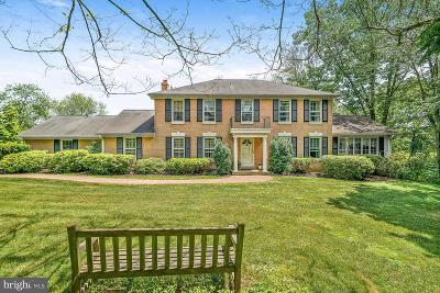 Brookeville Single Family Home For Sale: 2110 Brighton Dam Road