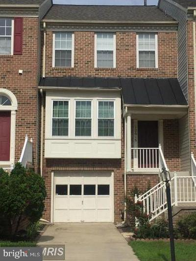 North Potomac Townhouse For Sale: 12615 Granite Ridge Drive