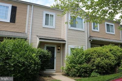 Montgomery County Townhouse Under Contract: 11409 Ledbury Way