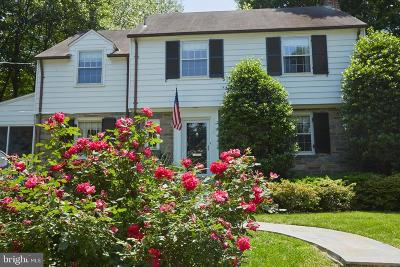 Bethesda Single Family Home For Sale: 5700 Overlea Road