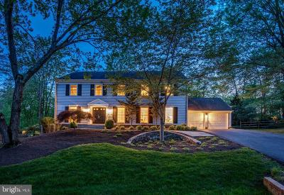 Potomac Single Family Home For Sale: 11224 Fall River Court