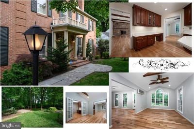 North Bethesda Single Family Home For Sale: 6309 Windermere Circle