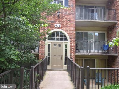 Rockville Condo For Sale: 878 College Parkway #304