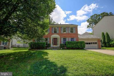 Gaithersburg Single Family Home For Sale: 4 Red Granite Court