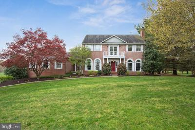 Brookeville Single Family Home For Sale: 321 Quailhill Drive