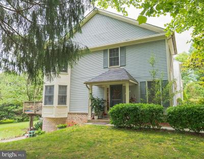 Montgomery Village Townhouse For Sale: 9500 Dunbrook Court
