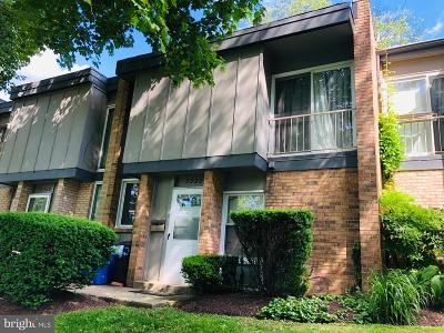 Silver Spring Townhouse Under Contract: 3322 Claridge Court