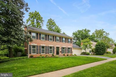 Potomac Single Family Home For Sale: 1417 Fallsmead Way