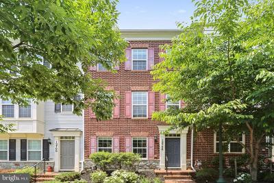 Clarksburg Townhouse For Sale: 12708 Horseshoe Bend Circle