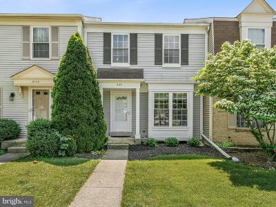 Olney Townhouse For Sale: 3114 Benton Square Drive