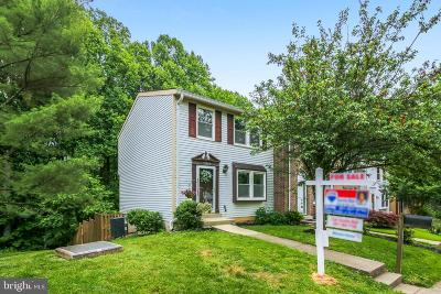 Gaithersburg Single Family Home For Sale: 19800 Apple Ridge Place