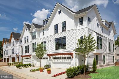 Montgomery County Townhouse For Sale: 2687 McComas Avenue