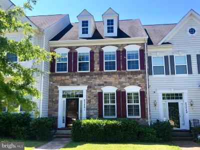 Clarksburg Townhouse For Sale: 23251 Arora Hills Drive