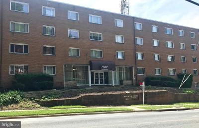 Silver Spring Condo Under Contract: 95 E Wayne Avenue #312