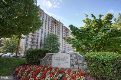 Bethesda Condo For Sale: 7420 Westlake Terrace #1107