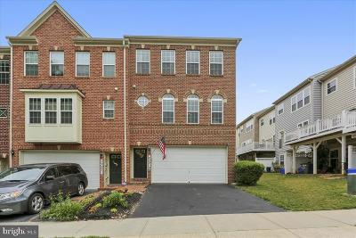Clarksburg Townhouse For Sale: 23519 Forest Haven Way
