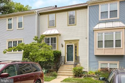 Olney Townhouse For Sale: 18002 Sunset River Court