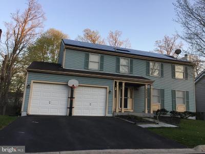 Burtonsville Single Family Home For Sale: 4211 Cedar Tree Lane