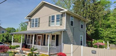 Montgomery County Single Family Home For Sale: 15540 New Hampshire Avenue