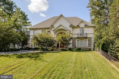 Montgomery County Single Family Home For Sale: 10800 Lockland Road