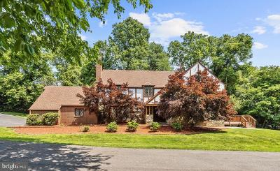 Chevy Chase Single Family Home For Sale: 9007 N Jones Mill Road