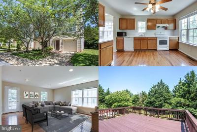 Olney Townhouse For Sale: 4640 Weston Place