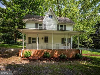 Damascus Single Family Home For Sale: 26911 Clarksburg Road
