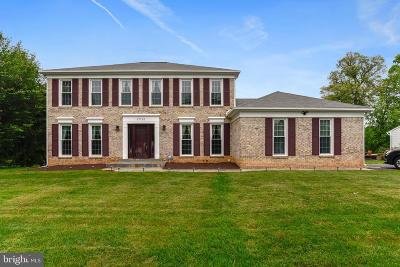 Olney Single Family Home For Sale: 17132 Old Baltimore Road