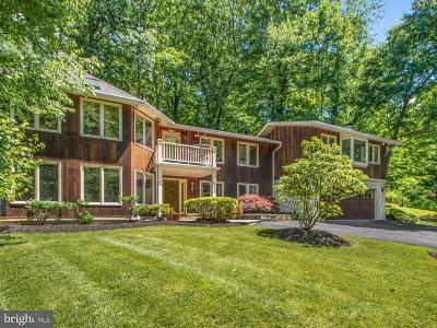 Bethesda Single Family Home For Sale: 8413 Fenway Road